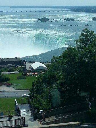 The Keg Steakhouse & Bar - Fallsview: View from Table