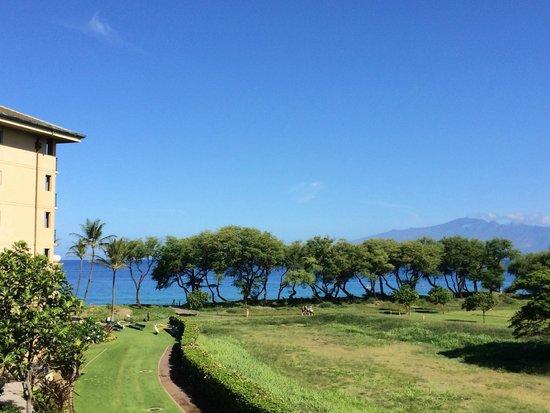 The Westin Kaanapali Ocean Resort Villas: Rm view