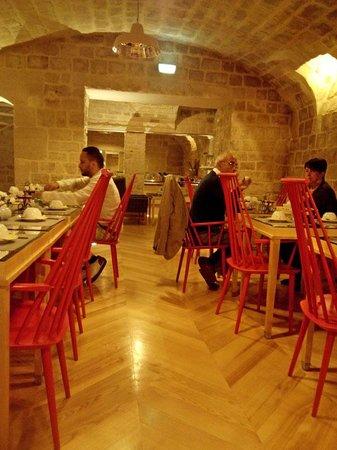 Hotel Lorette - Astotel: Ресторан