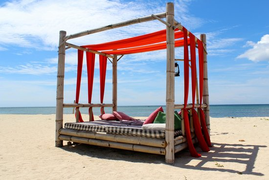 Hotel Tugu Lombok : Relaxing in style