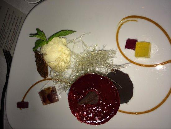 Topaz Restaurant: Dessert