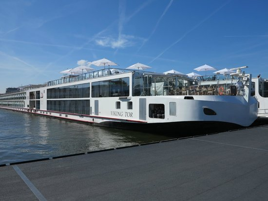 River Cruises: Viking Tor in Amsterdam