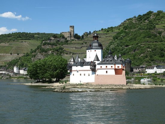 River Cruises: Central Rhine Valley