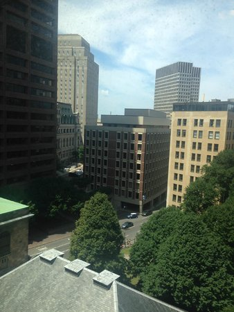 Omni Parker House: View from the Room