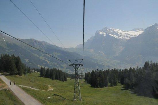 Männlichenbahn Grindelwald: 風景