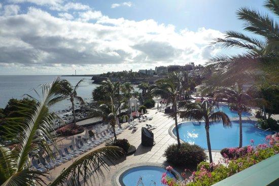 TUI SENSIMAR Natura Palace & SPA: Swimming Pool Area