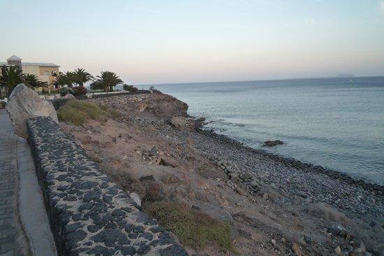 Hipotels Natura Palace: View From Promenade
