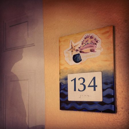 Bilmar Beach Resort: Leaving Room 134!