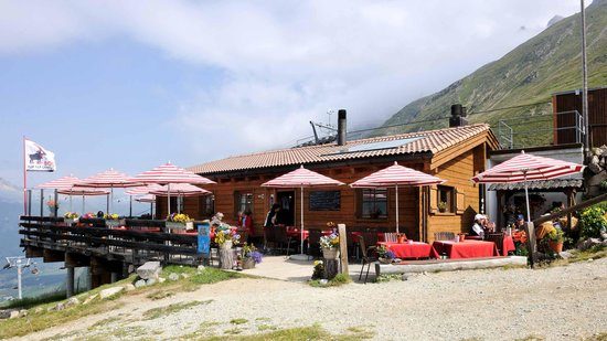 Bergrestaurant Alp Languard