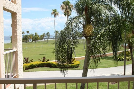 Safety Harbor Resort & Spa, A Trademark Collection Hotel : View from our room
