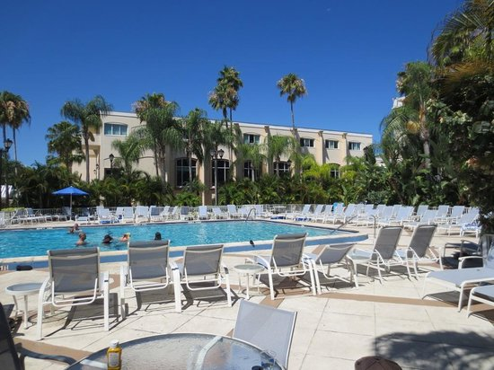 Safety Harbor Resort and Spa: Pool