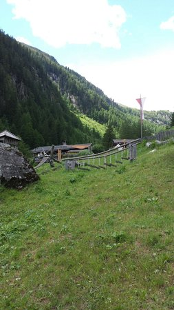 Valle Aurina, Italia: con percorso x bimbi