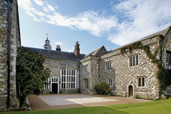 Bexley, UK: Hall Place, Tudor mansion