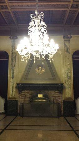 Grand Hotel et Des Palmes: sala laterale