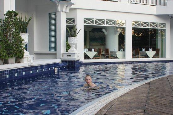 Andaman Seaview Hotel: swimming pool
