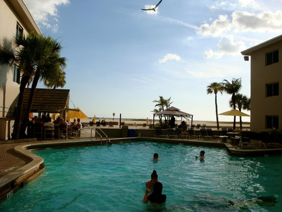 Thunderbird Beach Resort Pool
