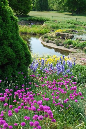 Bexley, UK: Hall Place & Gardens, the Rock Garden