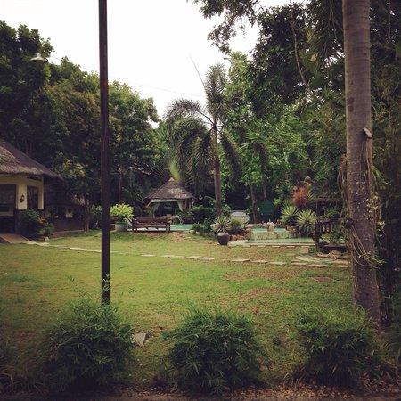 Lawiswis Kawayan Garden Resort & Spa: Swimming pool area