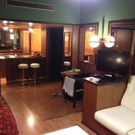 Grand Hotel Elite : camera