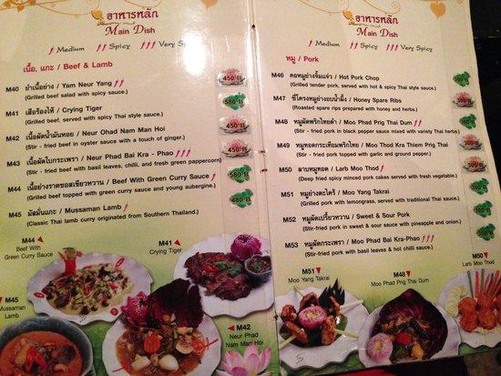 Kinnaree Gourmet Thai Restaurant & Bar: but still..