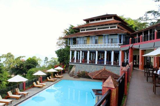 Amaya Hills Kandy : Hotel