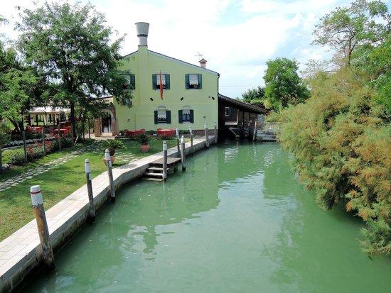 Isla de Torcello: canale di torcello