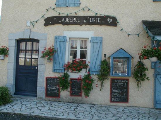 Louvie-Juzon, Frankrike: auberge d' urte