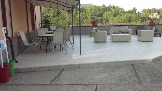 Residence Reale: zona relax