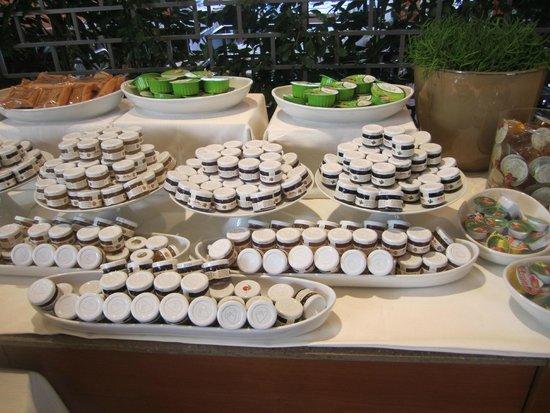 Hotel Corte Valier: buffet