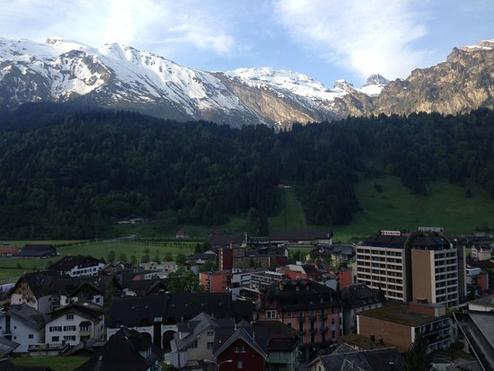 Edelweiss Engelberg: Room with a view