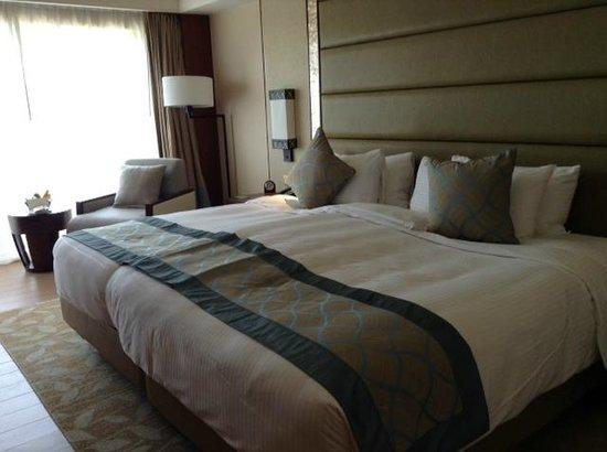 Shangri-La's Mactan Resort & Spa : Номер de luxe