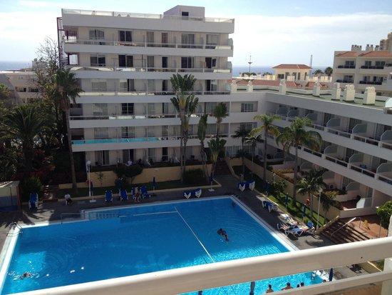 Catalonia Oro Negro : The main pool