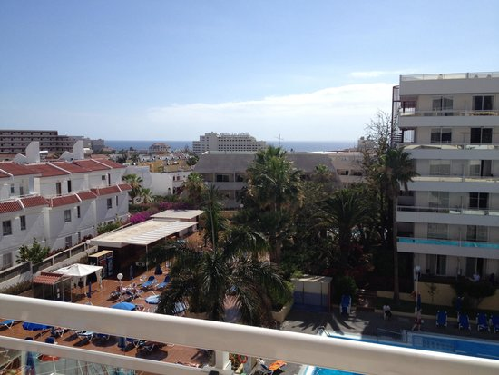 Catalonia Oro Negro: View from our room (554)