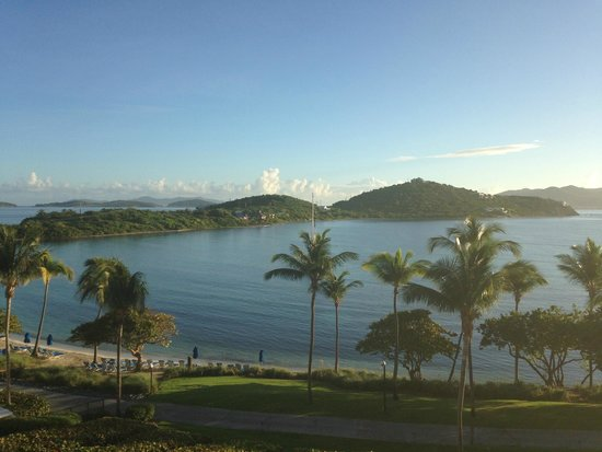 The Ritz-Carlton Club, St. Thomas: Taken from the 2 bedroom suite.