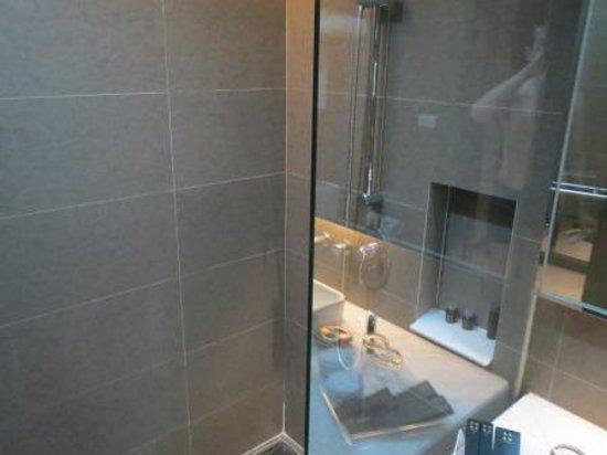 Best Western Premier Sukhumvit: shower room