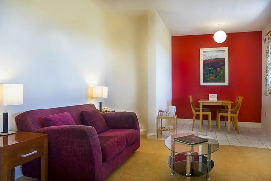 Lough Allen Hotel & Spa : Apartment Living Area
