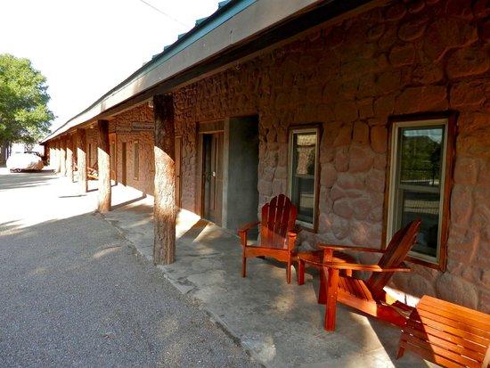 The Stone Village Tourist Camp: Cabins
