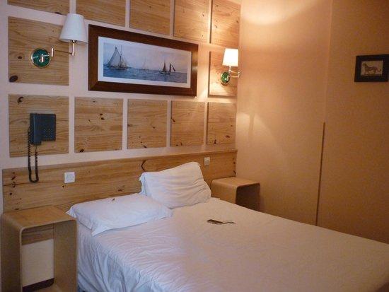 Hotel Comte de Nice: letto
