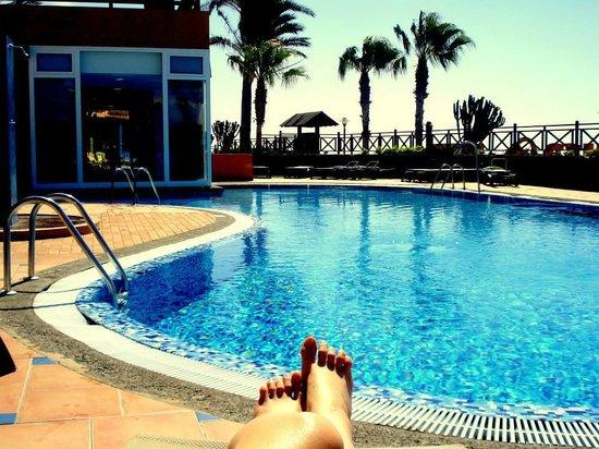 Occidental Jandia Playa : Piscina della Spa