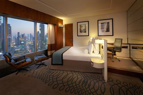 Jumeirah Emirates Towers: Premier Deluxe King Room