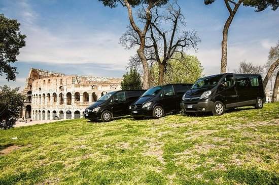 Rome Cabs Booking - Day Tours