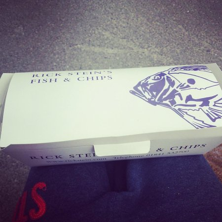 The famous box