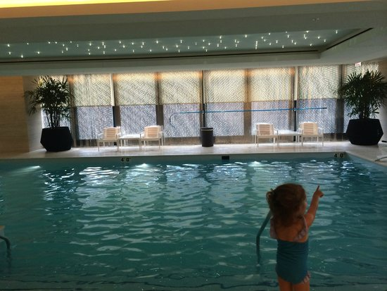 POOL - Picture of The Langham, Chicago, Chicago - TripAdvisor