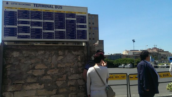 Liberty Hotel: bus station