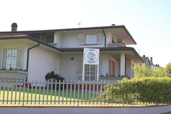 Maggiano, إيطاليا: Villa Tea dall'esterno
