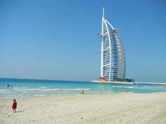 Burj Al Arab Jumeirah: il Burj Al Arab !!