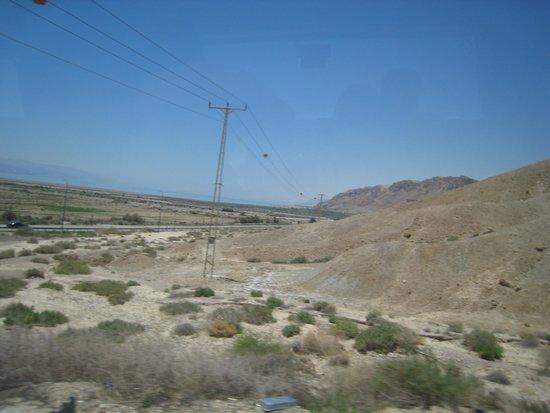 Qumran Caves: a caminho de Qumran