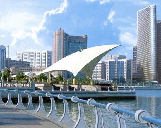 The Corniche: ...particolari