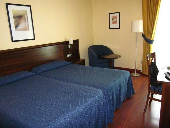 Hotel HG Gaona: La habitación