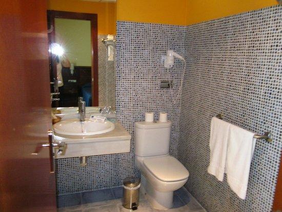 Hotel HG Gaona: El baño